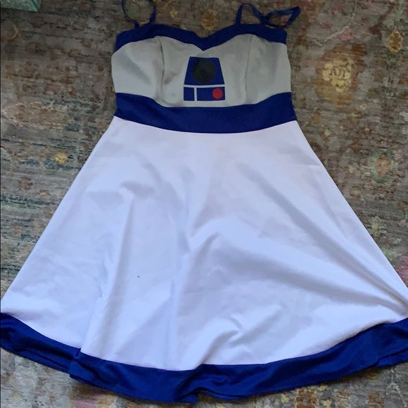 Hot Topic Dresses | R2d2 Dress | Poshmark